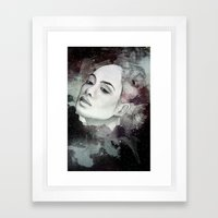 Remix I Framed Art Print