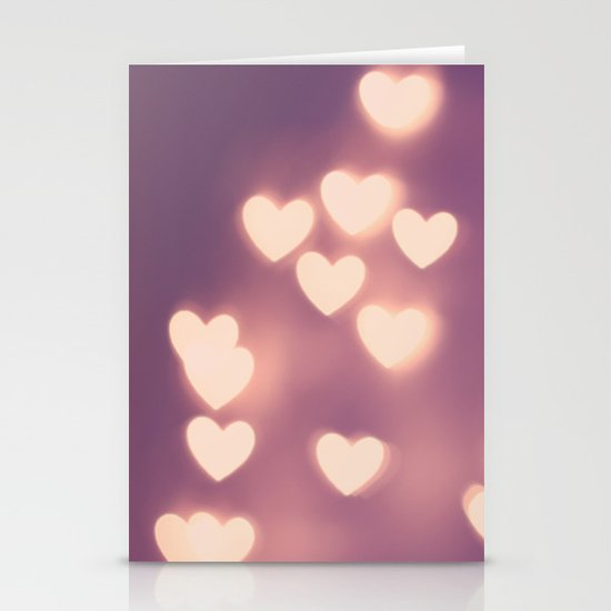 Your Love is Electrifying Stationery Card
