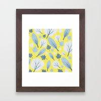 Classical Spring 3 Framed Art Print
