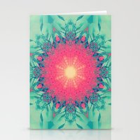 Iced Magma Stationery Cards