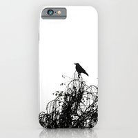 Black Bird iPhone 6 Slim Case