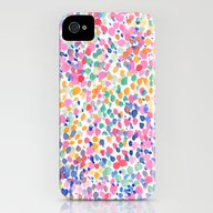 Lighthearted (Pastel) iPhone (4, 4s) Slim Case