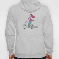 Faster Than The Wind Hoody