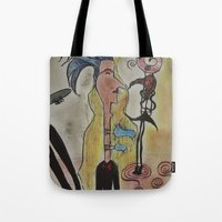 scent of the dream Tote Bag