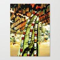 135 Canvas Print