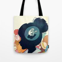Inside Yourself Tote Bag