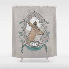 Severus Shower Curtain