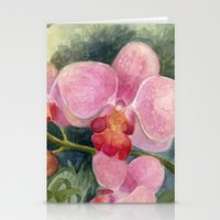 Orchid Beauty Stationery Cards