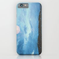 iPhone Cases featuring Sea the Moon by Jane Lacey Smith