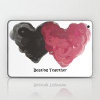 Beating Together Laptop & iPad Skin
