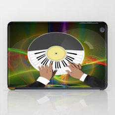 Play My Record iPad Case
