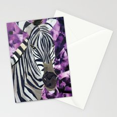 Zebra! Stationery Cards
