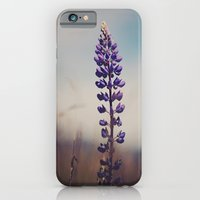 iPhone & iPod Case featuring Lupine by Shasta Philpot