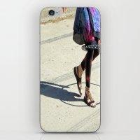 Dancing (Hula Hoop Serie… iPhone & iPod Skin