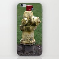 Fire Hydrant iPhone & iPod Skin