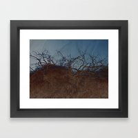 Armor (back To Unnatural… Framed Art Print