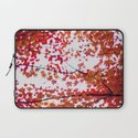 up in the trees you'll find peace Laptop Sleeve