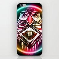 Night Hawk iPhone & iPod Skin