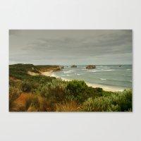 Australian Coastline Canvas Print
