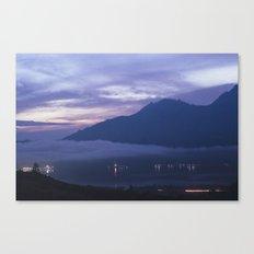 Indonesia Canvas Print