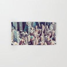 New york, New york Hand & Bath Towel