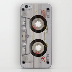 Cassette Transparent iPhone & iPod Skin