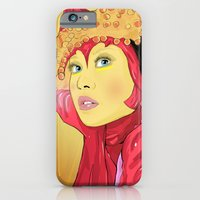 iPhone & iPod Case featuring Superheroes SF by Vasco Vicente