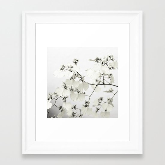 A Little Tenderness Framed Art Print