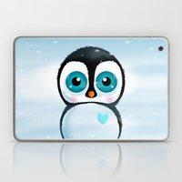 Joc The Penguin Laptop & iPad Skin