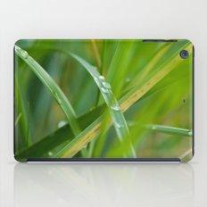 Grasses Fine Art iPad Case