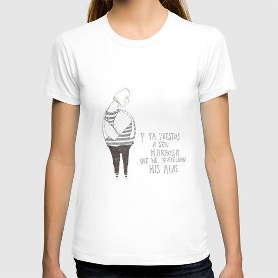 Hombre Mariposa T-shirt