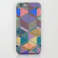 Cube Geometric V iPhone 6 Slim Case