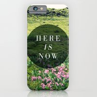 Here Is Now iPhone 6 Slim Case