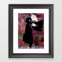 Florence Divine Framed Art Print