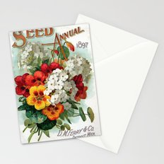 Seed Annual Stationery Cards