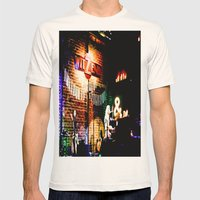 Concert At Witzend, Veni… Mens Fitted Tee Natural SMALL