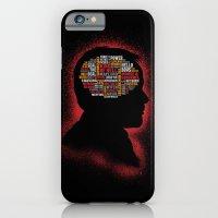 Crowley's Phrenology iPhone 6 Slim Case