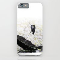 iPhone & iPod Case featuring Pigeons by MARIA BOZINA - PRINT
