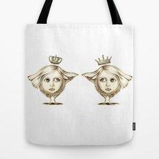 Siamese Queens Tote Bag