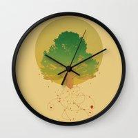 Otium Wall Clock