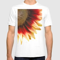 Sunflower Mens Fitted Tee SMALL White
