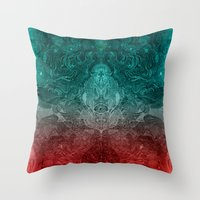 Stormwatch Throw Pillow