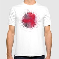 Color explosion 02 Mens Fitted Tee White SMALL