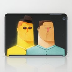 Stalked by Conscience iPad Case