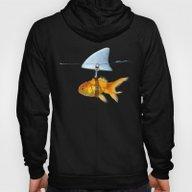 Gold Fish Hoody