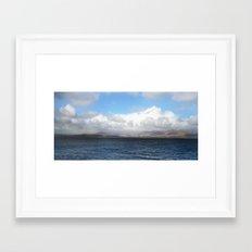 Mull Framed Art Print
