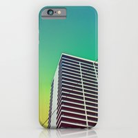 iPhone & iPod Case featuring Ouest Palm by Caitlin Burns