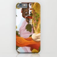iPhone & iPod Case featuring Pathway to Home by parochena