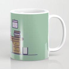 Command Center Mug