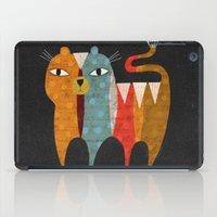 RAINBOW TIGER iPad Case